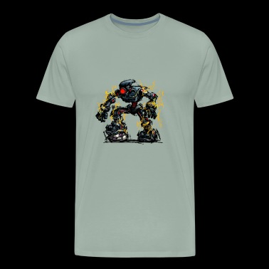 Mario Strikers - Men's Premium T-Shirt