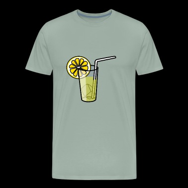 juice - Men's Premium T-Shirt