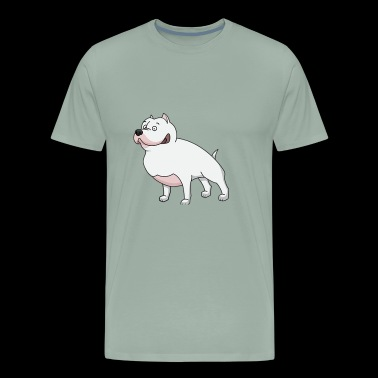 American Stafford (comic) - Men's Premium T-Shirt