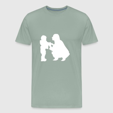 Mother Kid - Men's Premium T-Shirt
