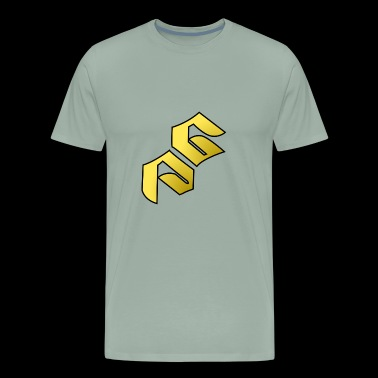 Pufflez Guild Logo - Men's Premium T-Shirt