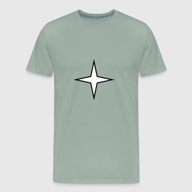 Night sky star - Men's Premium T-Shirt