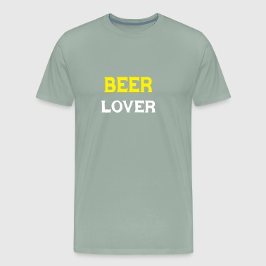 BEER LOVER - Men's Premium T-Shirt