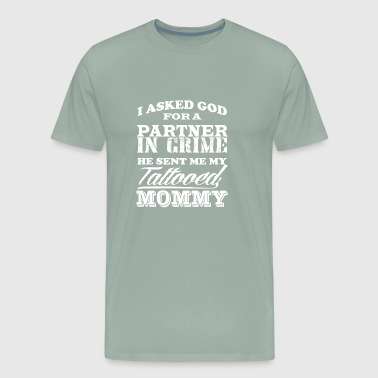 Tattooed and Proud T-Shirts - Men's Premium T-Shirt