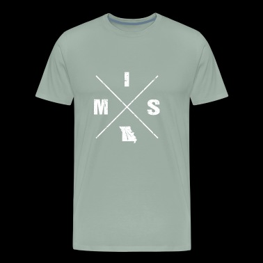 Missouri is Home shirt - Missouri Homeland tshirts - Men's Premium T-Shirt