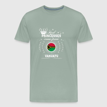 queen love princesses VANUATU - Men's Premium T-Shirt