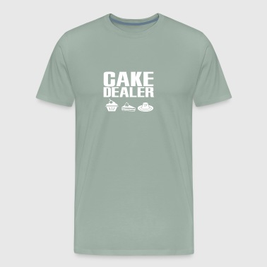 Cake Dealer - Men's Premium T-Shirt