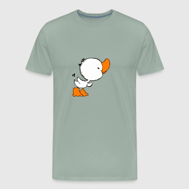 Duckling Baby - Men's Premium T-Shirt