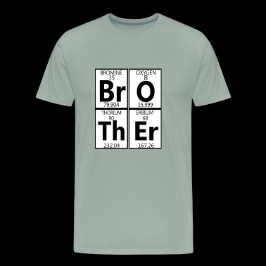 Brother T-Shirt great gift for Chemical Student - Men's Premium T-Shirt