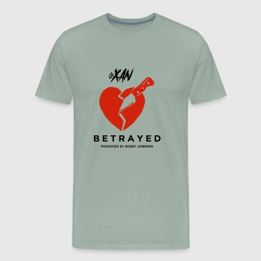 LIL XAN BETRAYED OFFICIAL - Men's Premium T-Shirt