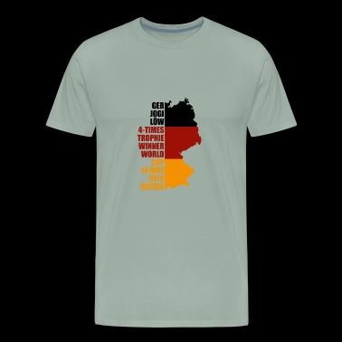 GERMANY World Cup - Men's Premium T-Shirt