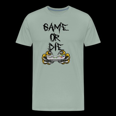 Game or Die - Men's Premium T-Shirt