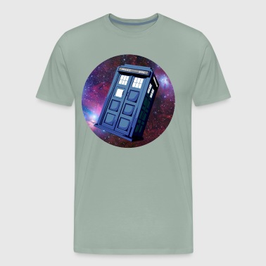 The Doctor is In - Men's Premium T-Shirt