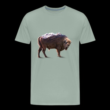 Bisons rock - Men's Premium T-Shirt