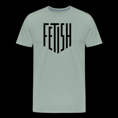 Fetish Shield - Men's Premium T-Shirt