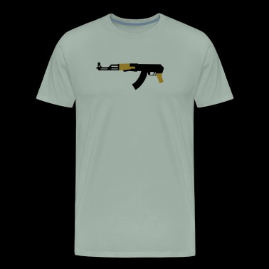 AK 47 - Men's Premium T-Shirt