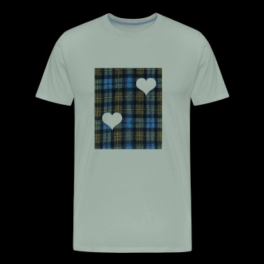 Tartan day - Men's Premium T-Shirt