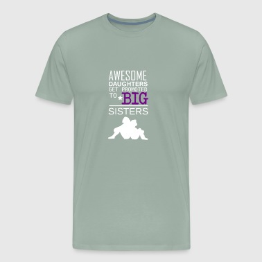 Big sisters - Men's Premium T-Shirt