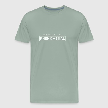 phenomenal women - Men's Premium T-Shirt