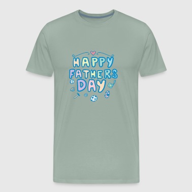 fathers day T Shirt - Men's Premium T-Shirt