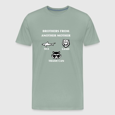 Brothers From Another Mother Print Design New Art - Men's Premium T-Shirt