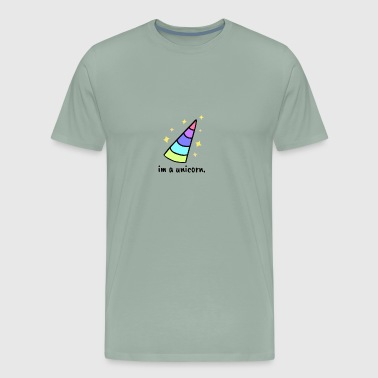 Unicorn Animal Fantasy Gift Idea - Men's Premium T-Shirt