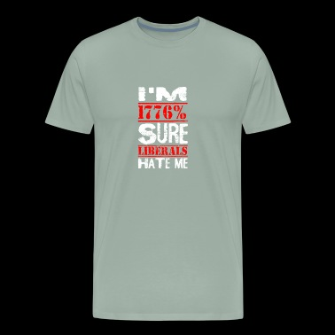 Anti Liberal Republican 2020 Midterm Election - Men's Premium T-Shirt