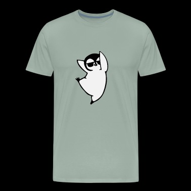 Dabbing Penguin - Animal Penguin - Men's Premium T-Shirt