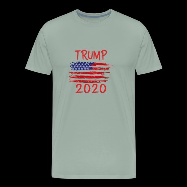 TRUMP 2020 - Men's Premium T-Shirt