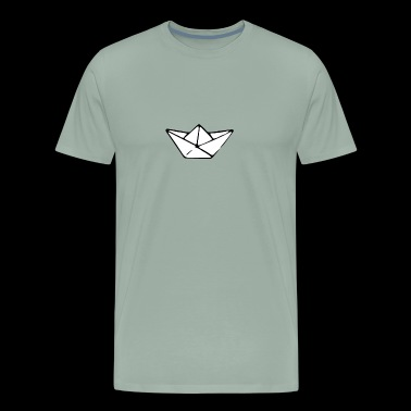Explore The World by Boat - Men's Premium T-Shirt