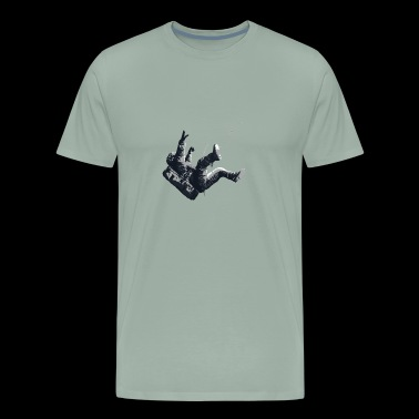 Astronaut Freefall - Men's Premium T-Shirt
