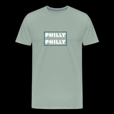 Philly Philly Funny Vintage Graphic - Men's Premium T-Shirt