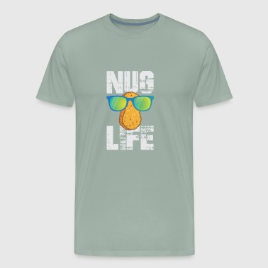Nug life - Men's Premium T-Shirt