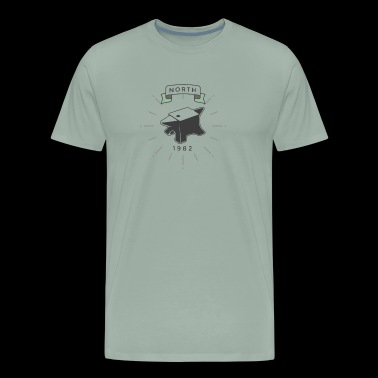 Blacksmith Tee Shirt Gift for men and women - Men's Premium T-Shirt