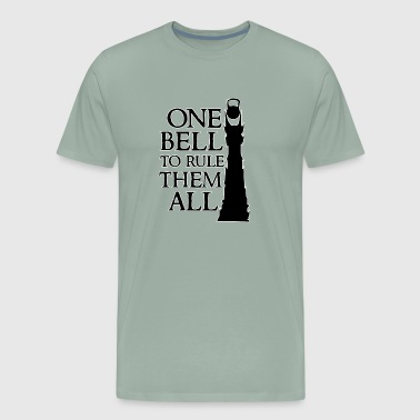 one bell to rule them all - Men's Premium T-Shirt