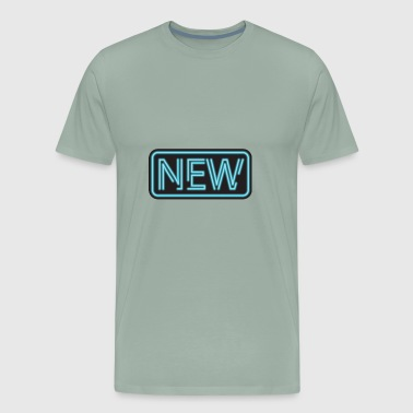 NEW Sign - Men's Premium T-Shirt