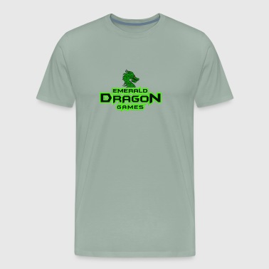 Emerald Dragon Games Gear - Men's Premium T-Shirt
