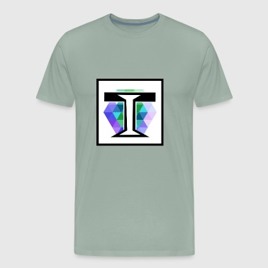 Troupe Inc. Logo - Men's Premium T-Shirt