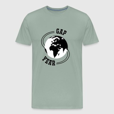 Gap Year - Men's Premium T-Shirt