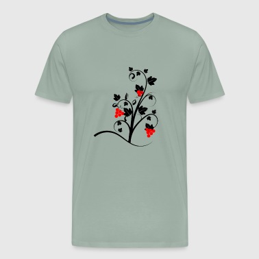 vine - Men's Premium T-Shirt