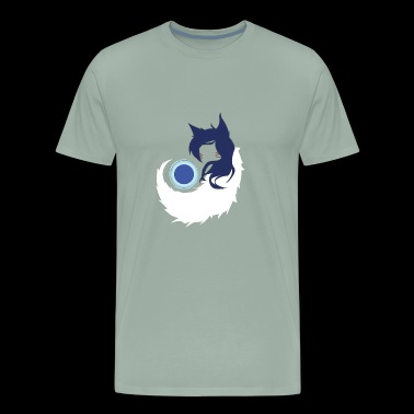 ahri league of legends - Men's Premium T-Shirt