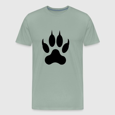 tiger claw - Men's Premium T-Shirt