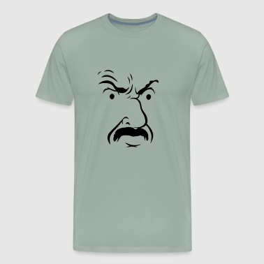 Carl s Face ATHF - Men's Premium T-Shirt