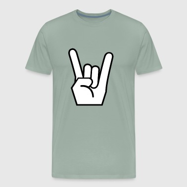 Let's Rock! - Men's Premium T-Shirt