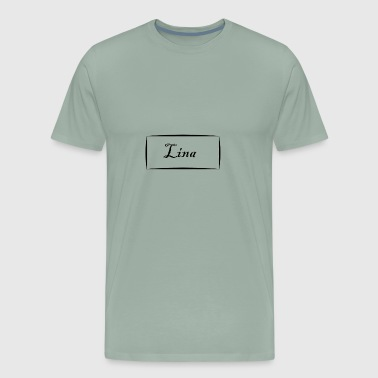 Lina - Men's Premium T-Shirt
