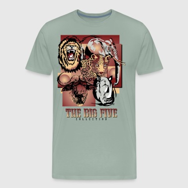 THE BIG FIVE COLLECTION - Men's Premium T-Shirt