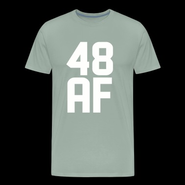 48 AF Years Old - Men's Premium T-Shirt