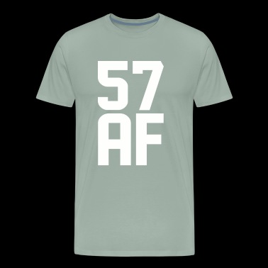 57 AF Years Old - Men's Premium T-Shirt
