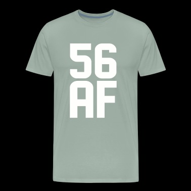 56 AF Years Old - Men's Premium T-Shirt