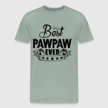Best Pawpaw Ever Shirt - Men's Premium T-Shirt